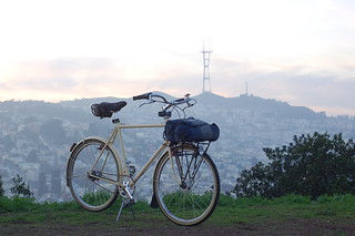 Kogswell on Bernal Hill