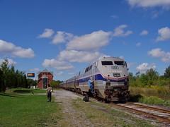 Niagara Falls Via Rail station
