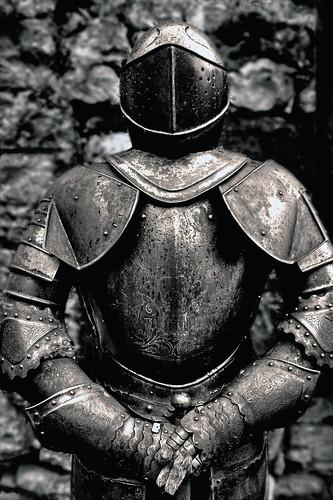 La armadura del caballero