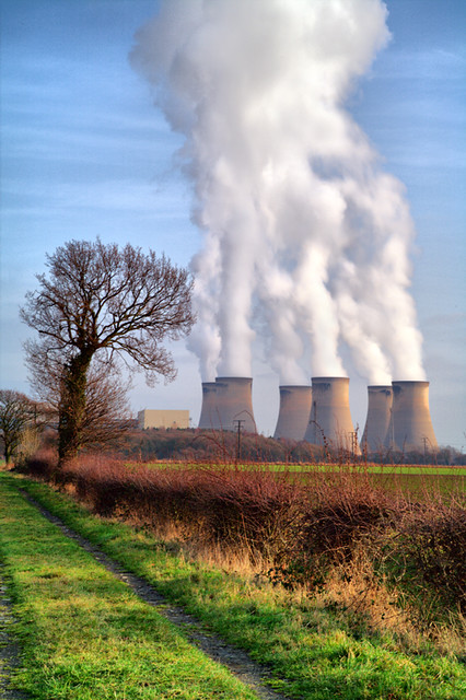 Merging Powers, Drax Power Station.....