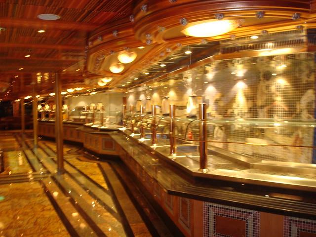 Carnival Splendor Lido Deck Dining Area 2010 086 Flickr