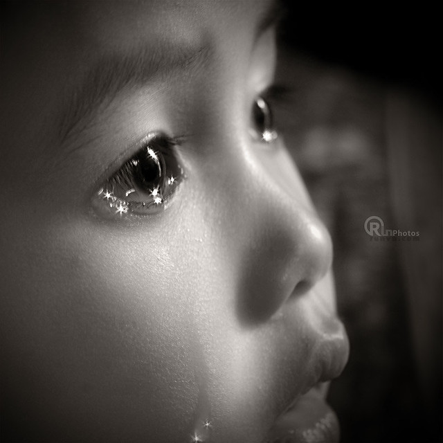 Cry....