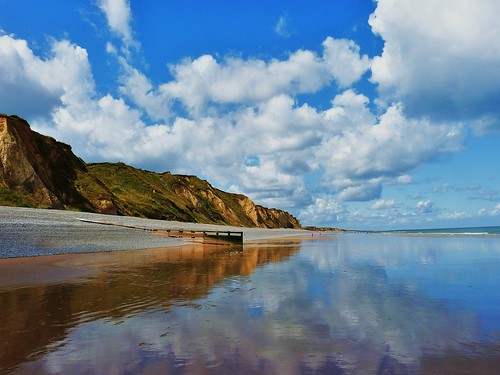 Reflections in the Sand by Tom Fisher2