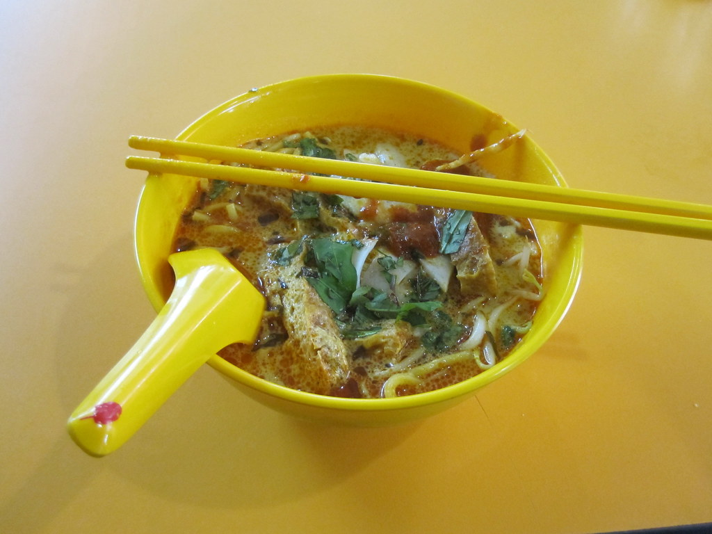 Laska for Lunch