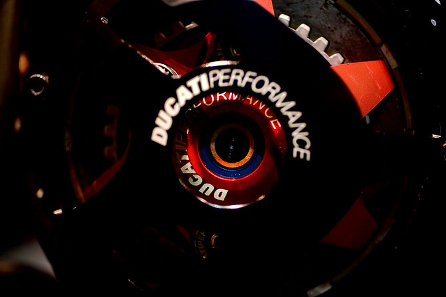 Ducati Delete Clutch Safety