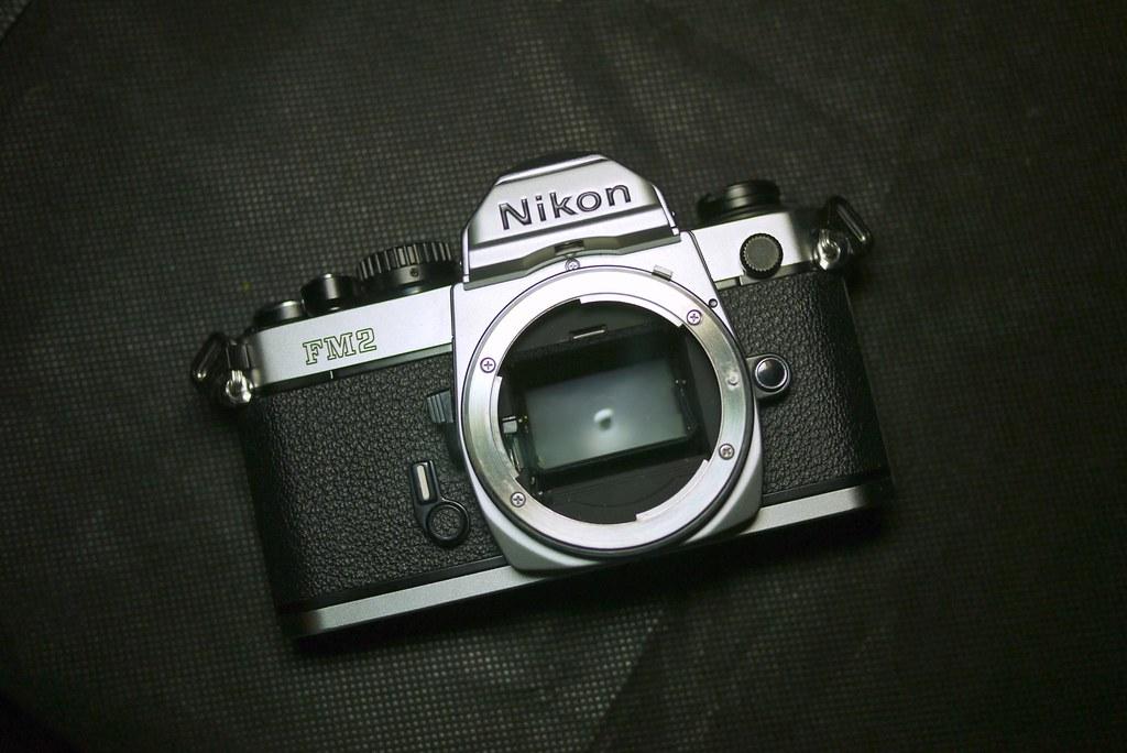 Nikon Fm2 body