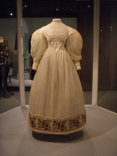 Victoria and Albert museum - Wedding-dress
