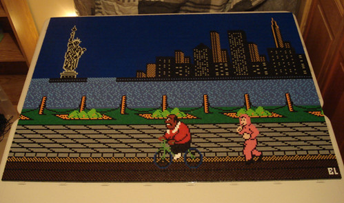 The girl gamer punch out bead art for What does punch out mean in construction