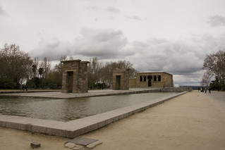Изображение Templo de Debod. madrid temple spain templodedebod