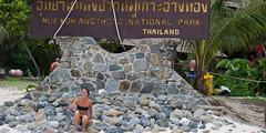Mu Ko Ang Thong Marine National Park, Thailand
