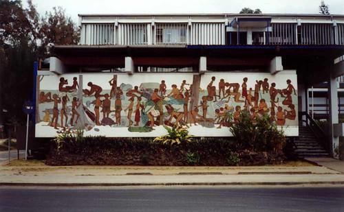 USP Building Murals