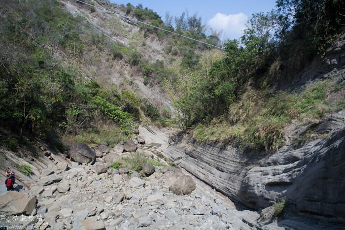 台南私藏景點--關山千層岩瀑布、幽情瀑布 (22)