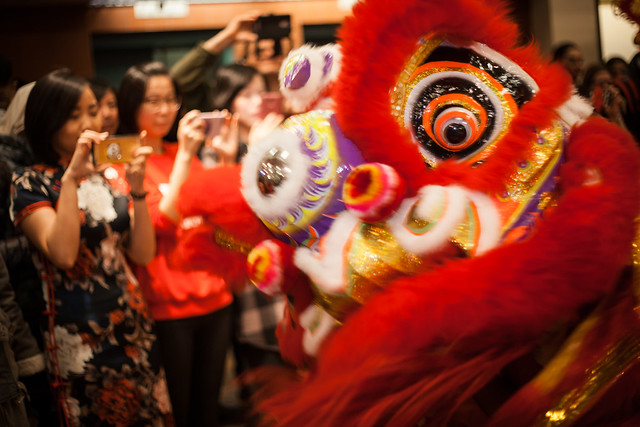 Langara Celebrates Lunar New Year, 2017