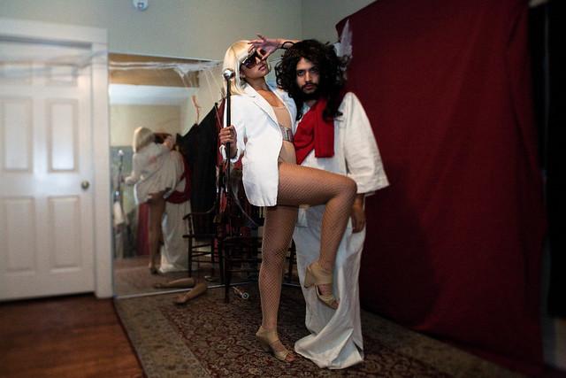 Jesus & Gaga Rule the World