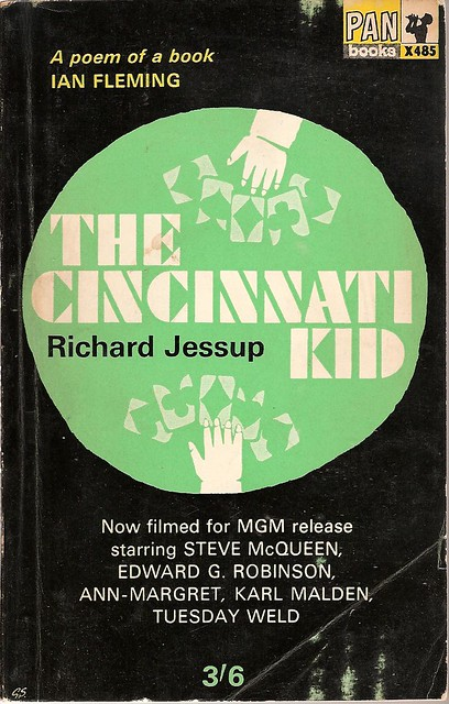 The Cincinnati Kid - Pan book cover