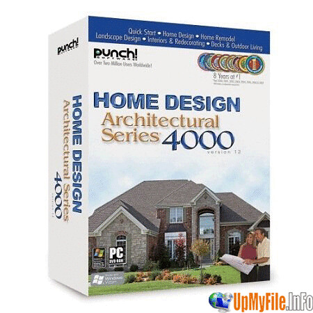 Punch home design architectural series 4000 descargar gratis for Punch home design