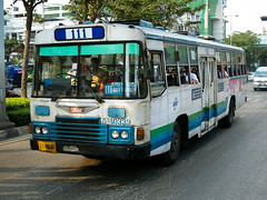 Thonburi Bus
