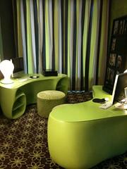 Hotel iMacs