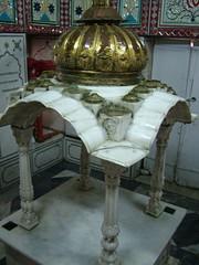 Lahore - Site of torture of Guru Arjan - 5th Sikh Guru.