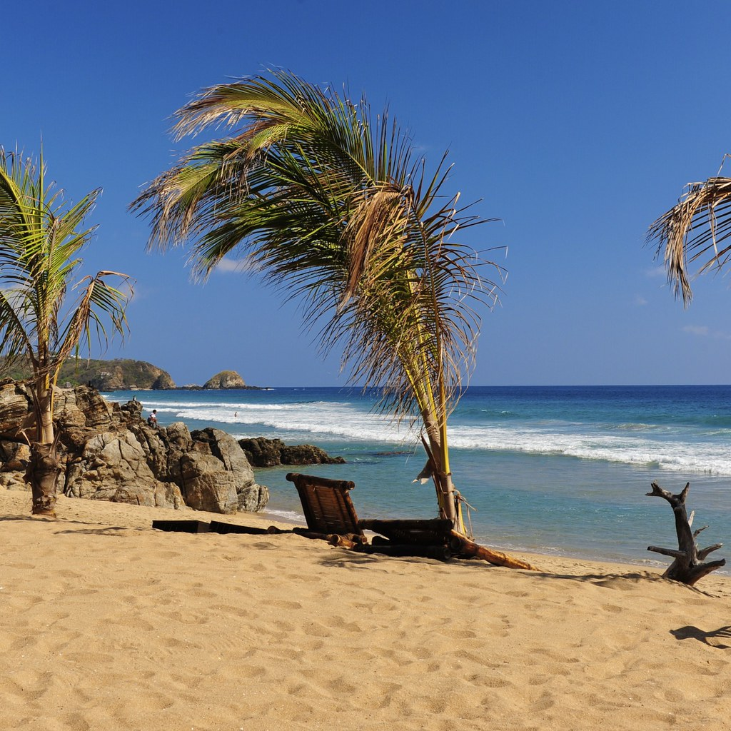 Playa Zipolite. Welcome To The Beach Of The Dead!: La