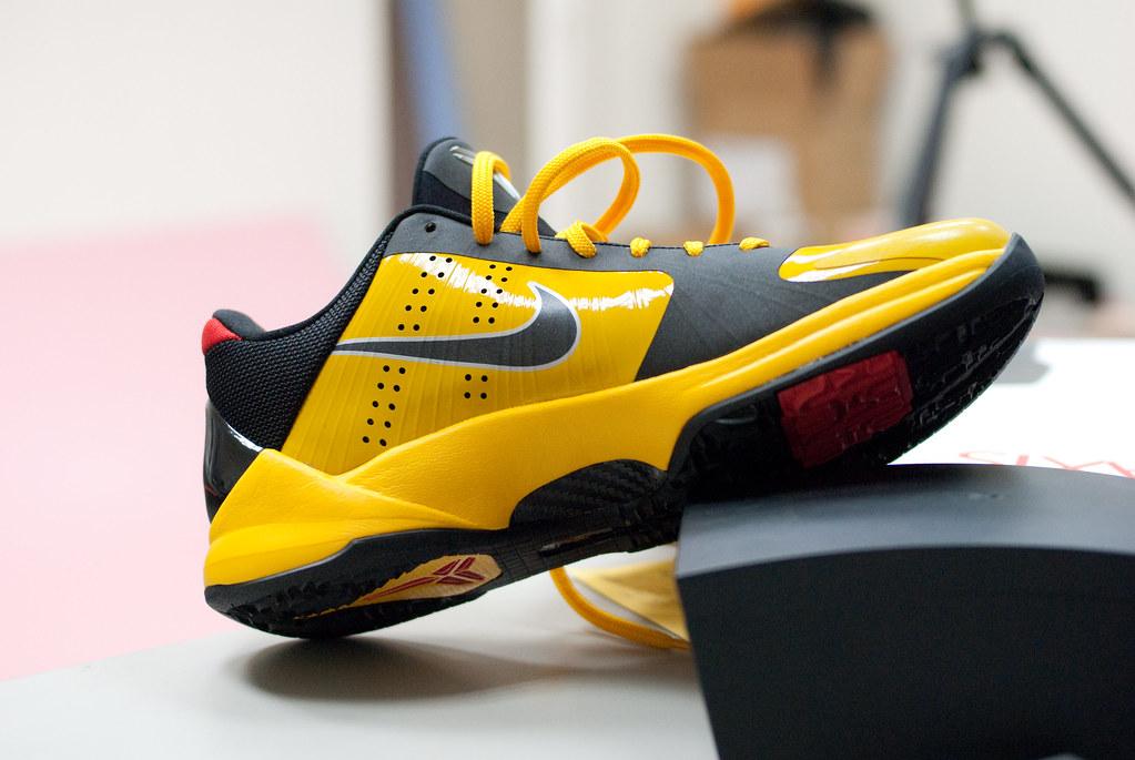 newest 4a989 9b770 Nike Zoom Kobe 5 Bruce Lee | sam deng | Flickr