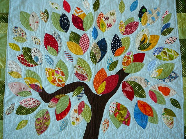 Tree Quilts - a gallery on Flickr : tree quilts - Adamdwight.com