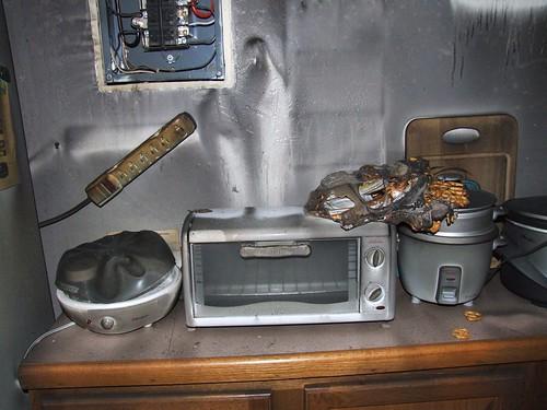 Fire: Kitchen