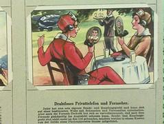 Vintage Future Fantasies: Mobile communication & television