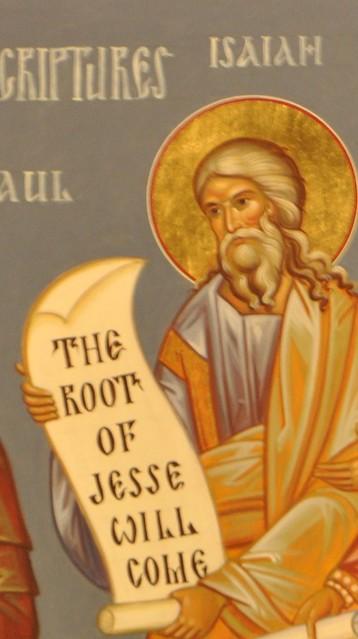 Icon  Prophet Is...Prophet Isaiah Icon