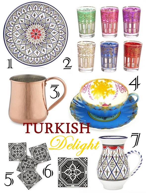 [Recreation - Wishlist] Turkist Delight | www.fussfreecooking.com