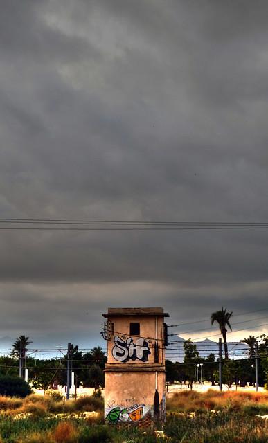 Playa San Juan. PAU 5