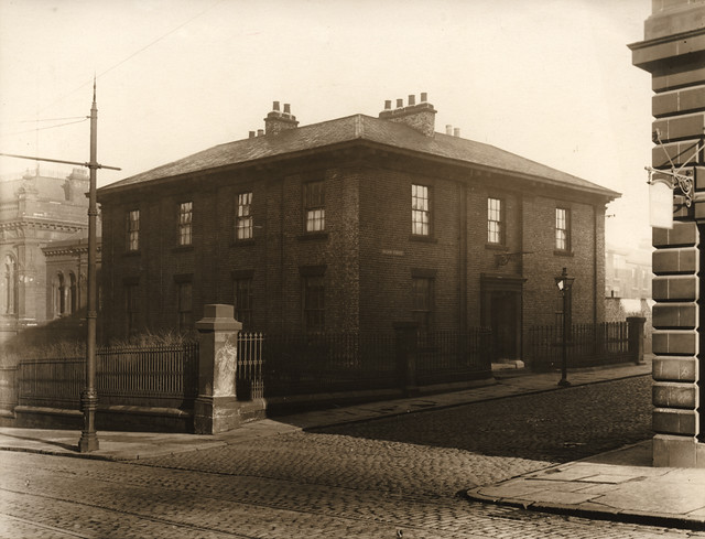 Gateshead Dispensary, Nelson Street