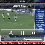 Sky Sports Snooze on the iPhone