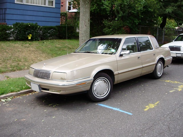 1993 chrysler new yorker flickr photo sharing for 1993 chrysler new yorker salon sedan