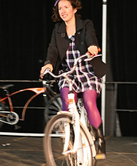 Bike Expo Fashion Show