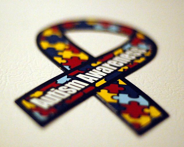 74/365 - autism awareness.