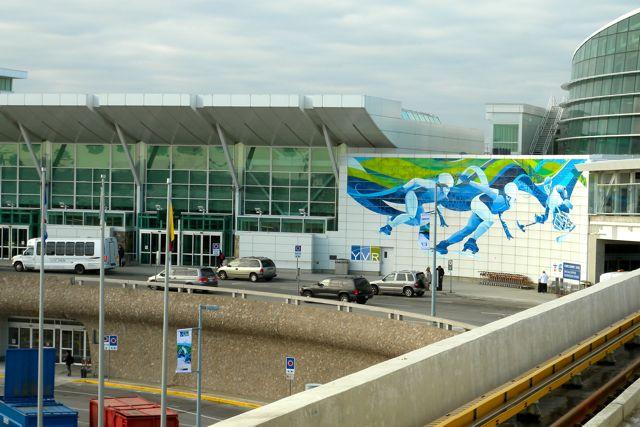 YVR Domestic Terminal