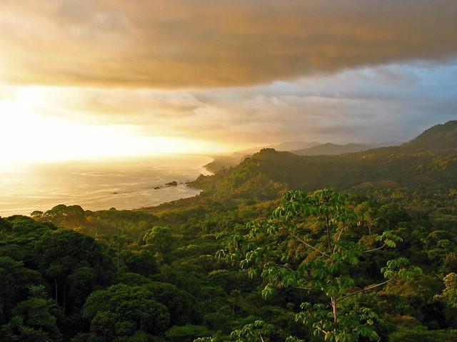 Peninsula de Nicoya de Costa Rica