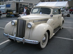 1938 Packard One Twenty