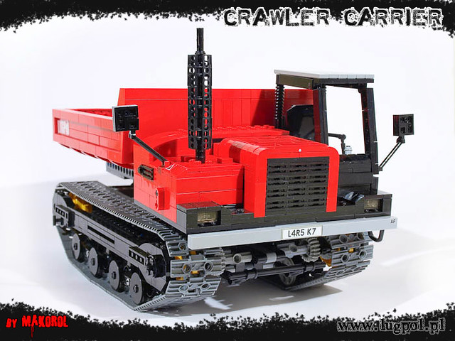 crawler carrier