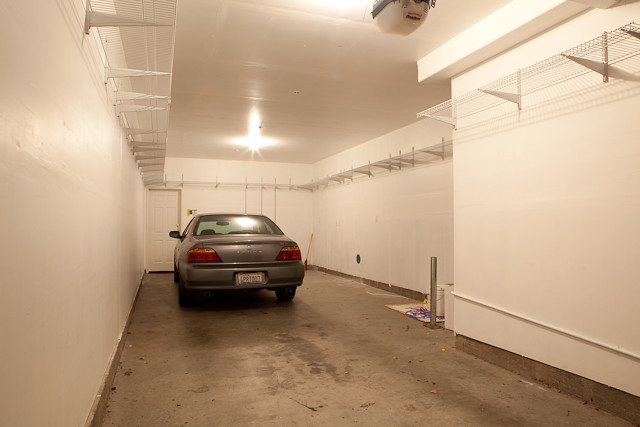 Car Tandem Garage Plenty Storage Space Flickr