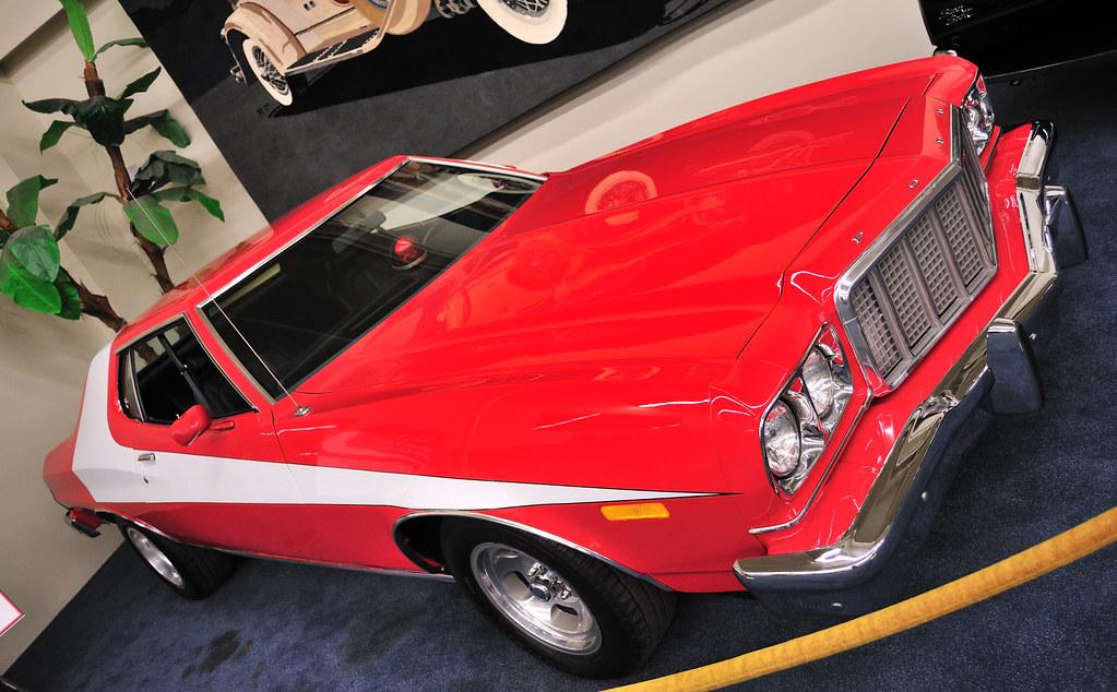 1976 Ford Grand Torino - Starsky & Hutch movie car