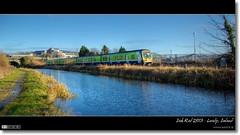 Irish Rail 29013 at Louisa Bridge