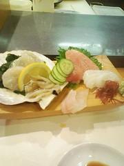 寿司sushisaishoおすすめ刺身