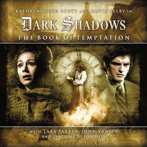 Dark Shadows Book of Temptation - Big Finish