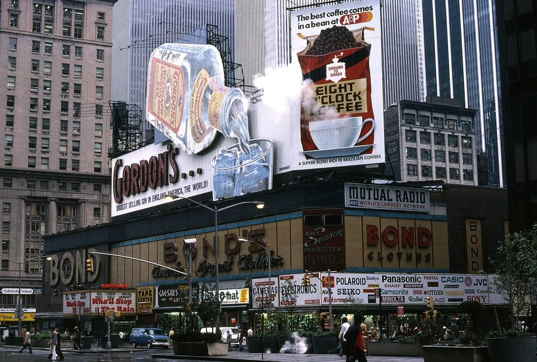 Bonds New York Restaurant