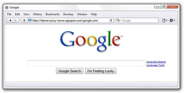 google-proxy.net