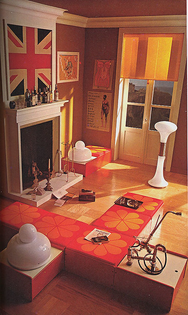 union jack living room