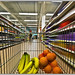 Hypermarket motion blur fruits by Endre 3000