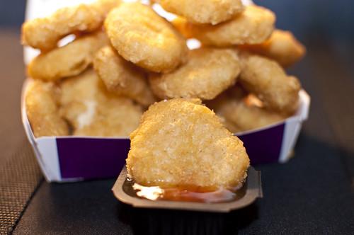 Delicious Chicken Nuggets
